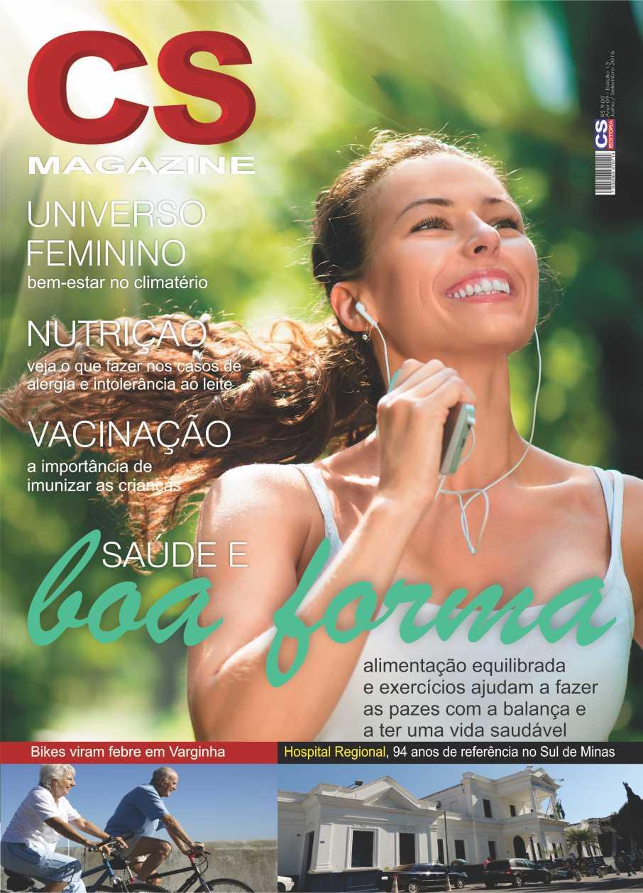 CS Magazine 2016
