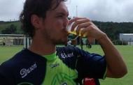 Caldense anuncia o retorno do meia Yuri, titular na campanha do Mineiro