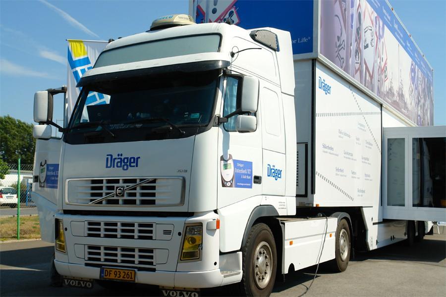 Caminhão da Dräger chega na UPA de Varginha – Jornal Correio
