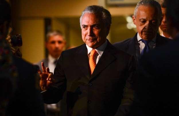 © Foto: Agência Brasil O vice reiterou os termos da carta em que se queixou de desconfiança por parte de Dilma.