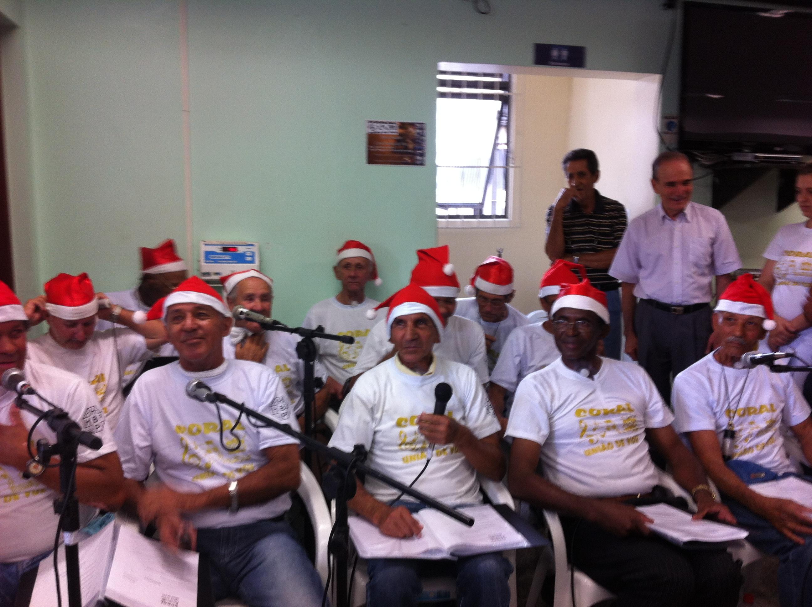 A prova disso poderá ser conferida nesta quarta-feira (23), com a apresentação do Coral União de Voz no Hospital Bom Pastor de Varginha a partir das 10:00 horas