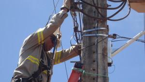 Desligamento-Programado-2 celtns manutenção rede postes