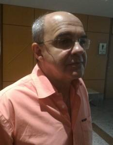 Eduardo Bandeira de Mello ressalta ''relação harmônica'' para continuidade da Primeira Liga (Foto: Vicente Seda)