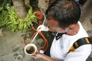 Segundo o Setor de Epidemiologia, cerca de 150 agentes da dengue estarão visitando as residências em Varginha nas próximas semanas.