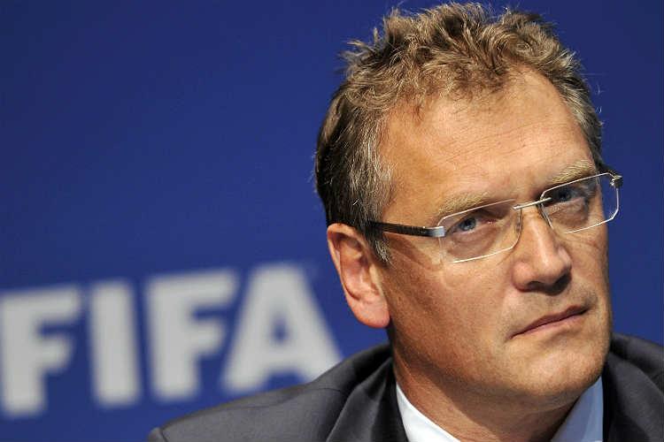 Ex-secretário-geral Jérôme Valcke já estava afastado do cargo pelo Comitê de Ética há quatro meses