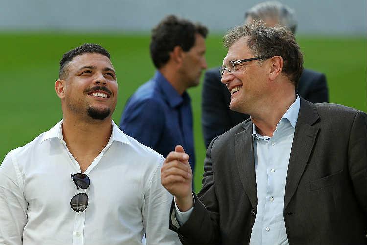 Valcke ainda é investigado por pagamento de US$ 150 mil a Ronaldo para aluguel de apartamento no Rio