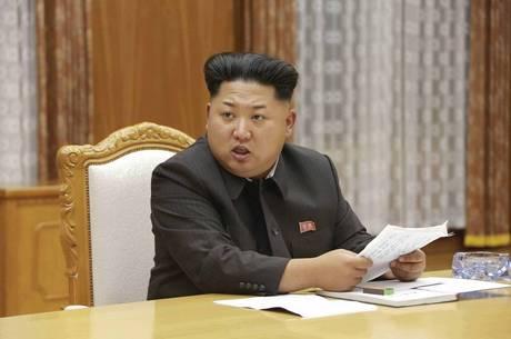 """Resposta poderá passar por """"uma resolução do Conselho de Segurança da ONU, com alcance maior do que as resoluções anteriores"""" sobre a Coreia do Norte REUTERS/KCNA"""