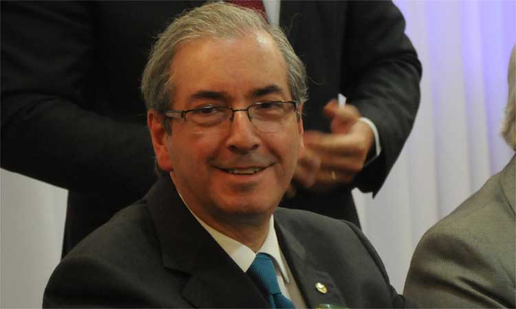 Janot quer que STF afaste Cunha da presidência da Câmara e do mandato