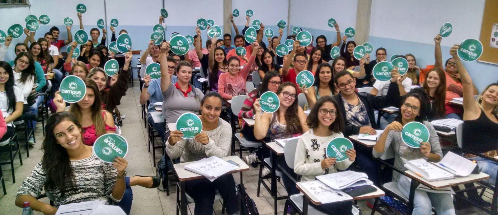 A plataforma foi apresentada aos alunos em Varginha e Três Pontas.