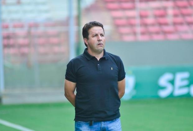 Gian Rodrigues disse que em todos os jogos no Mineiro, a Veterana saiu prejudicada