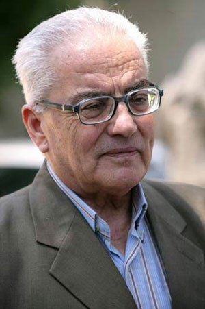 Khaled Asaad, arqueólogo aposentado de Palmira (Foto: AFP/Syrian Directorate-General of Antiquities and Museums)