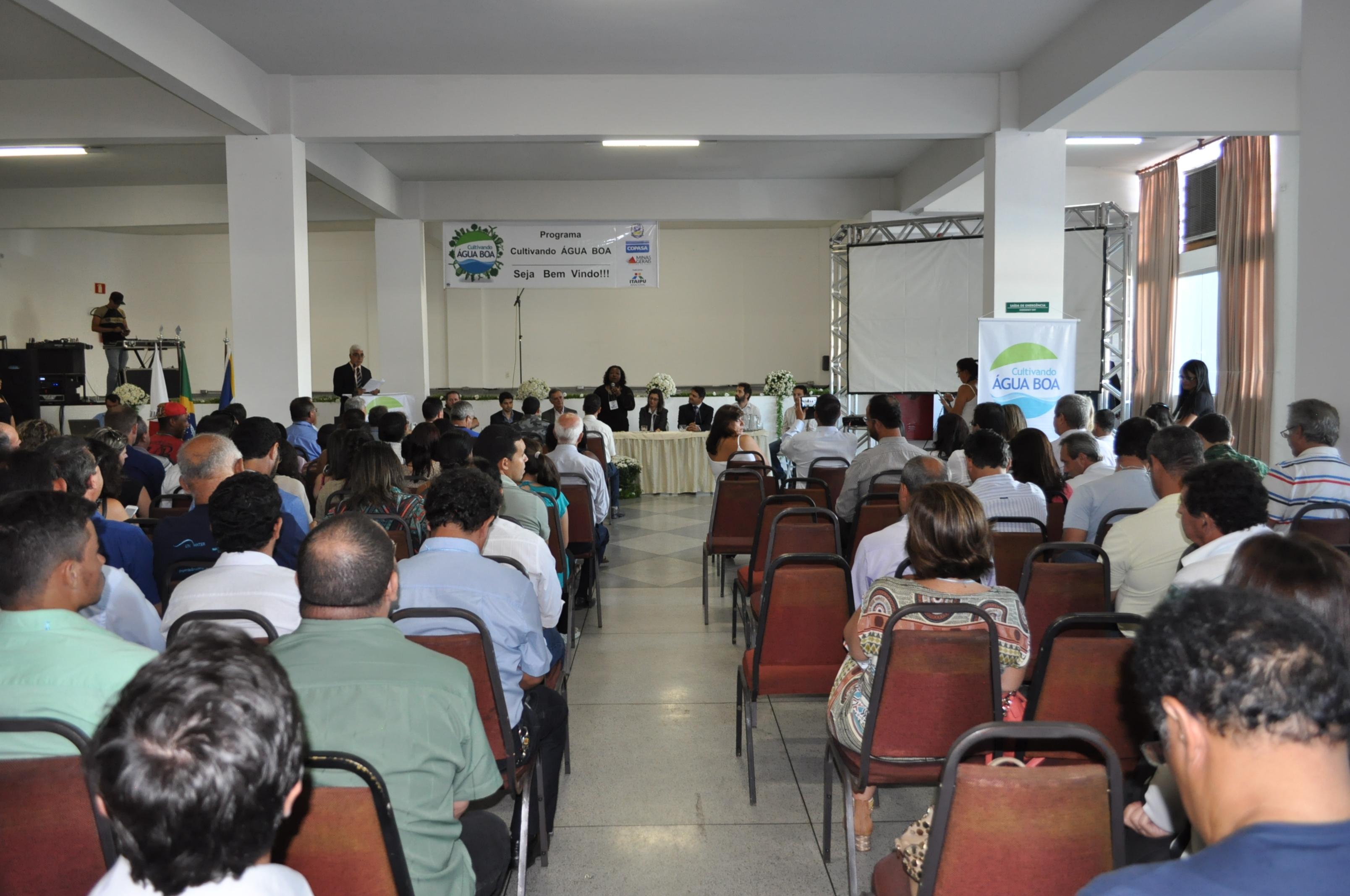 As palestras e debates abertos, além das mesas redondas, comprovaram a importância do Programa, que já foi inclusive premiado pela ONU