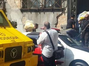 Polícia recupera quase R$ 9 milhões roubados durante assalto (Foto: Nina Barbosa/TV Tribuna)