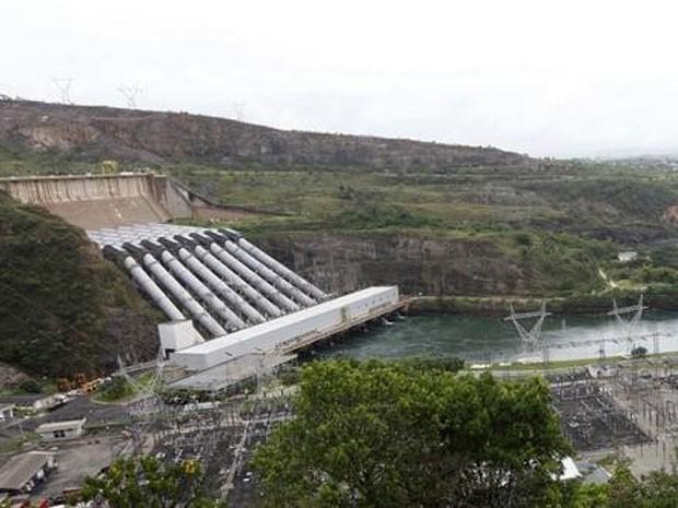Reservatórios de hidrelétricas ainda estão em nível baixo. (Foto: REUTERS/Paulo Whitaker)