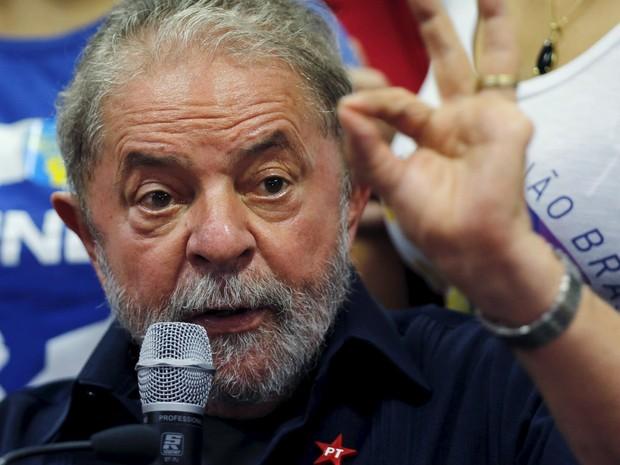 O ex-presidente Lula foi citado na delação do ex-deputado Pedro Corrêa (Foto: Paulo Whitaker/Reuters)