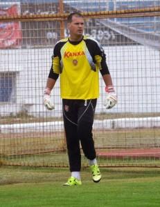 Daniel voltou ao Boa Esporte após 3 anos (Foto: Régis Melo)