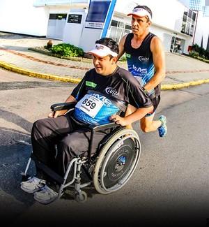 Basta acreditar que você consegue e corre atrás, diz Rodrigo, emocionado (Fotos: arquivo pessoal)