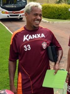 Aos 40 anos, Marcelinho Paraíba acerta retorno ao Boa Esporte (Foto: Tiago Campos)