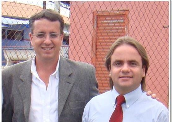 O vereador Dr. Armando Fortunato recebeu do deputado federal Eros Biondini à Varginha, uma emenda no valor de R$ 280 mil