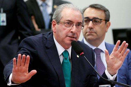 """Risco de Cunha """"cair atirando"""" preocupa o Palácio do Planalto Wilson Dias/19.05.2016/Agência Brasil"""
