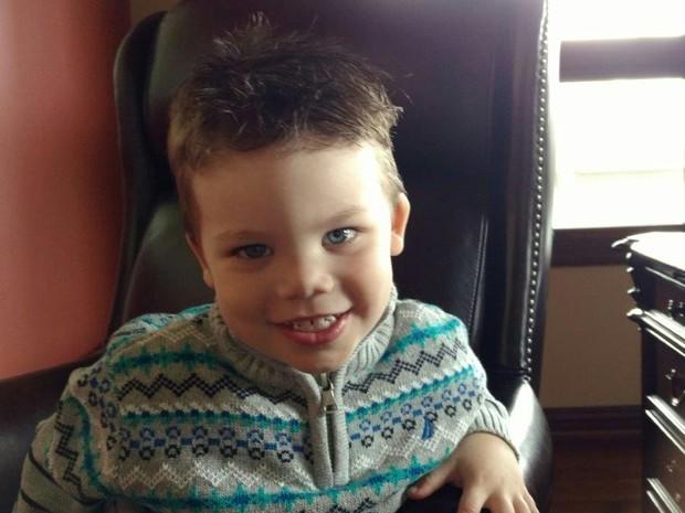 Menino Lane Graves, de 2 anos, foi morto por jacaré em resort da Disney (Foto: Orange County Sheriff's Office/Twitter)