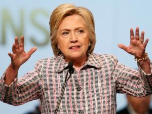 Hillary Clinton deve ser indicada como a candidata democrata à presidência dos EUA (Foto: REUTERS/Chris Keane)