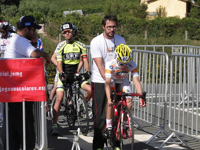 Marcos Veloso encerra participação no JEMG como maior medalhista do ciclismo (Foto: Divulgação )