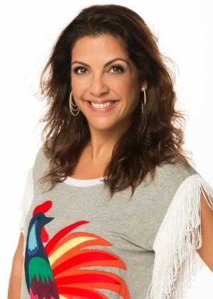 A escritora carioca Thalita Rebouças.