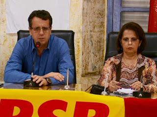Já na tarde do sábado (30), a candidatura a prefeito de Armando Fortunato Filho,  pelo Partido Socialista Brasileiro (PSB) foi aprovada em convenção realizada na Câmara Municipal.