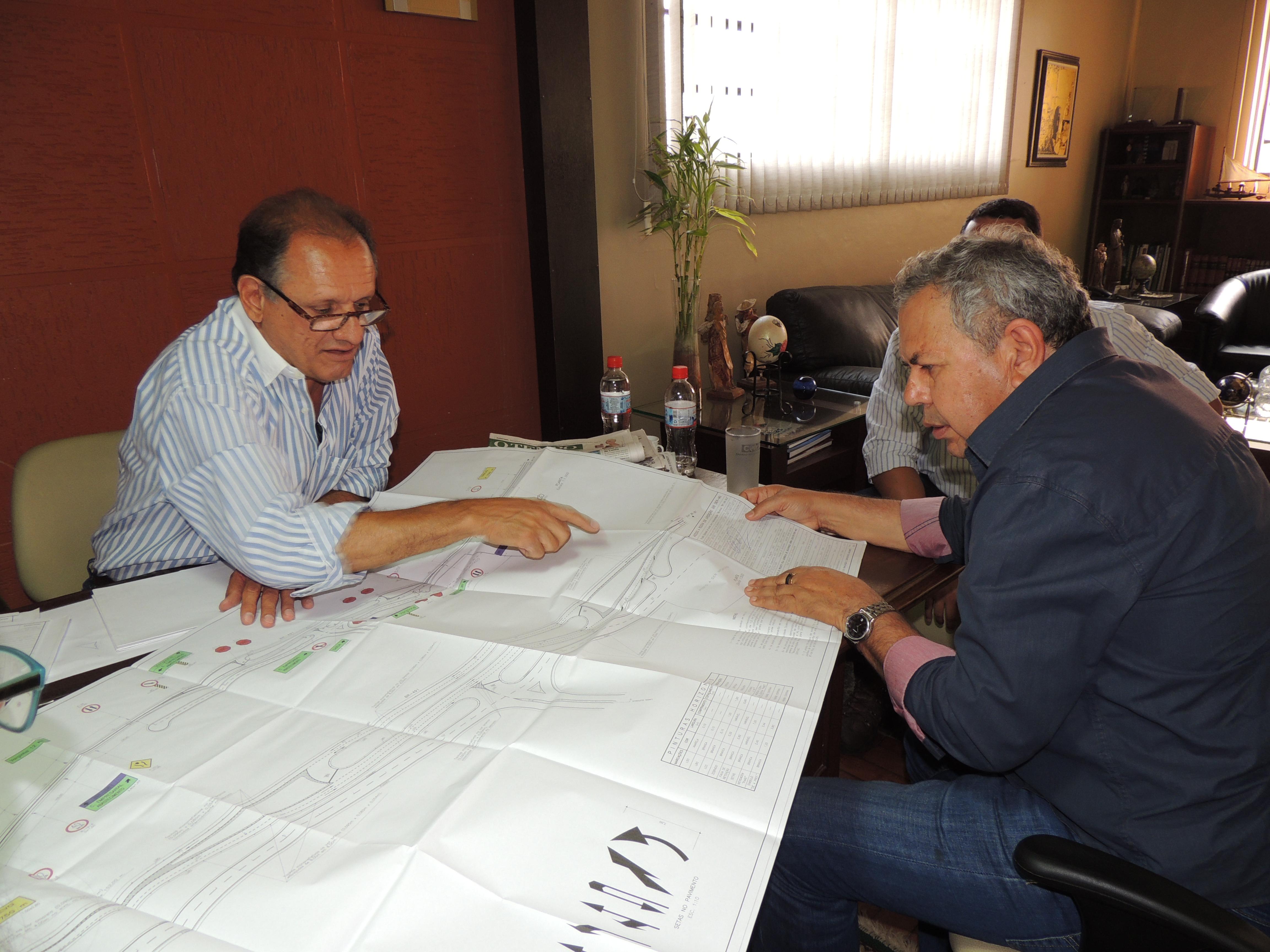 Raimundo Zaiden revelou que neste momento o projeto é prioridade para o DER e que além de segurança, o início das obras trarão 500 empregos gerados diretos e mais 1500 indiretos, proporcionando grande desenvolvimento econômico para Varginha e região