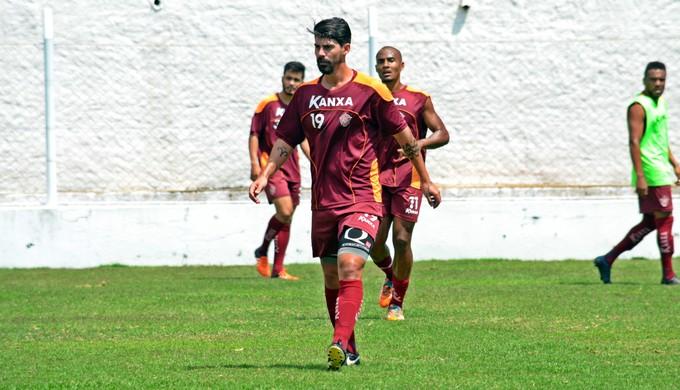 Radamés pode reestrear pelo Boa Esporte neste domingo (18) (Foto: Régis Melo)