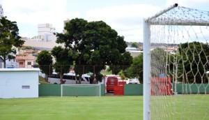 Boa Esporte se reapresenta nesta terça-feira em Varginha (Foto: Régis Melo)