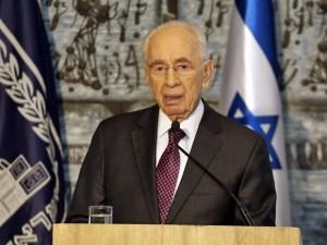 O ex-presidente israelense, Shimon Peres, em imagem de arquivo (Foto: Gali Tibbon/ AFP)