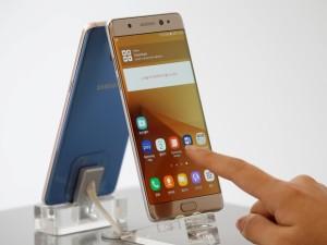 Galaxy Note 7, da Samsung (Foto: Reuters/Kim Hong-Ji)
