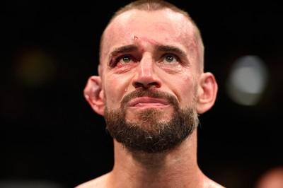 CM Punk teve um dos maiores salários do UFC 203 (Foto: Getty Images)