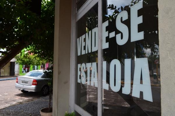 Em Varginha, 217 empresas fecharam as portas em 2015,contra 311 neste ano. Um aumento de 43,3% no número de empresas fechadas