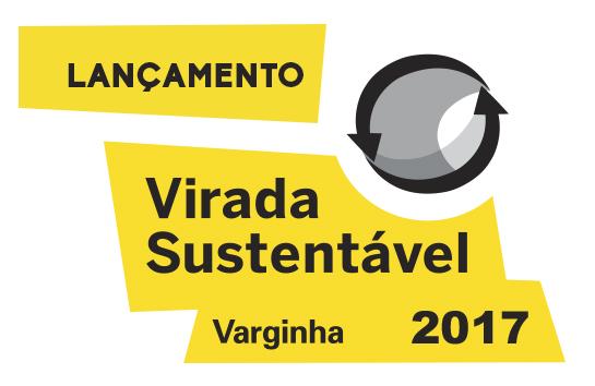 Logo Varginha Virada Sustentável 2017