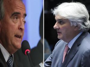 Cerveró acusa Delcídio de ter recebido US$ 10 milhões. Mas Delcídio diz que a propina foi para o antigo PFL