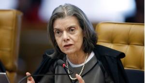 Como presidente do STF, Cármen Lúcia é a maior autoridade do Judiciário no país