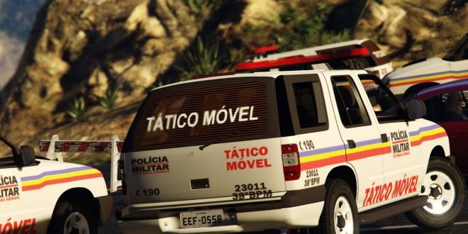 A Polícia Civil fez buscas em um sítio na zona rural