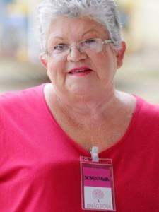 Curada de um câncer, Cláudia Rocha desenvolve projeto para autoestima de pacientes (Foto: Divulgação/Projeto União Rosa)
