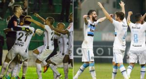 Confrontos começam na semana que vem, dia 26/10, com Inter x Atlético-MG no Beira-Rio e Cruzeiro x Grêmio no Mineirão