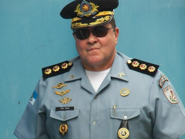 Novo comandante geral da PM, coronel Wolney Dias Ferreira (Foto: Reprodução Facebook)