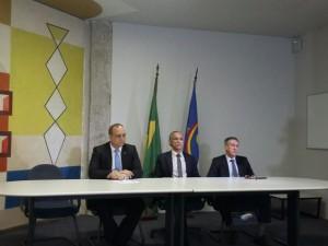 Detalhes foram divulgados durante coletiva de imprensa nesta sexta-feira (28) (Foto: Artur Ferraz/G1)