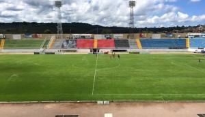 Restante dos ingressos continua reservado para a torcida do clube e está sendo vendido em Varginha