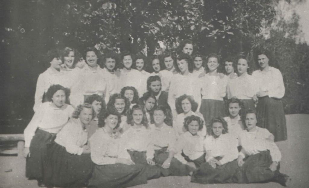 A data de 30 de novembro é inesquecível para as normalandas do Colégio Santos Anjos da turma de 1946