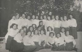 Normalistas de 1946 do Colégio Santos Anjos celebram 70 anos de formatura