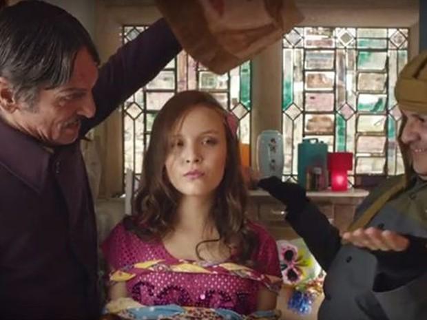 Cena do filme 'Carrossel 2- O Sumiço de Maria Joaquina', classificação livre: sessões estão programadas para às 11h40, 14h e 16h20  (Foto: Divulgação)