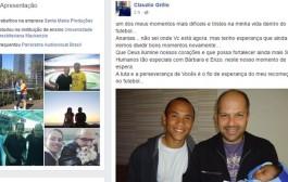 Claudio Grillo, analista de desempenho da Caldense, lamenta a morte de amigos da Chapecoense