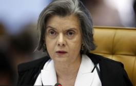 Cármen Lúcia critica versão aprovada pela Câmara de projeto anticorrupção